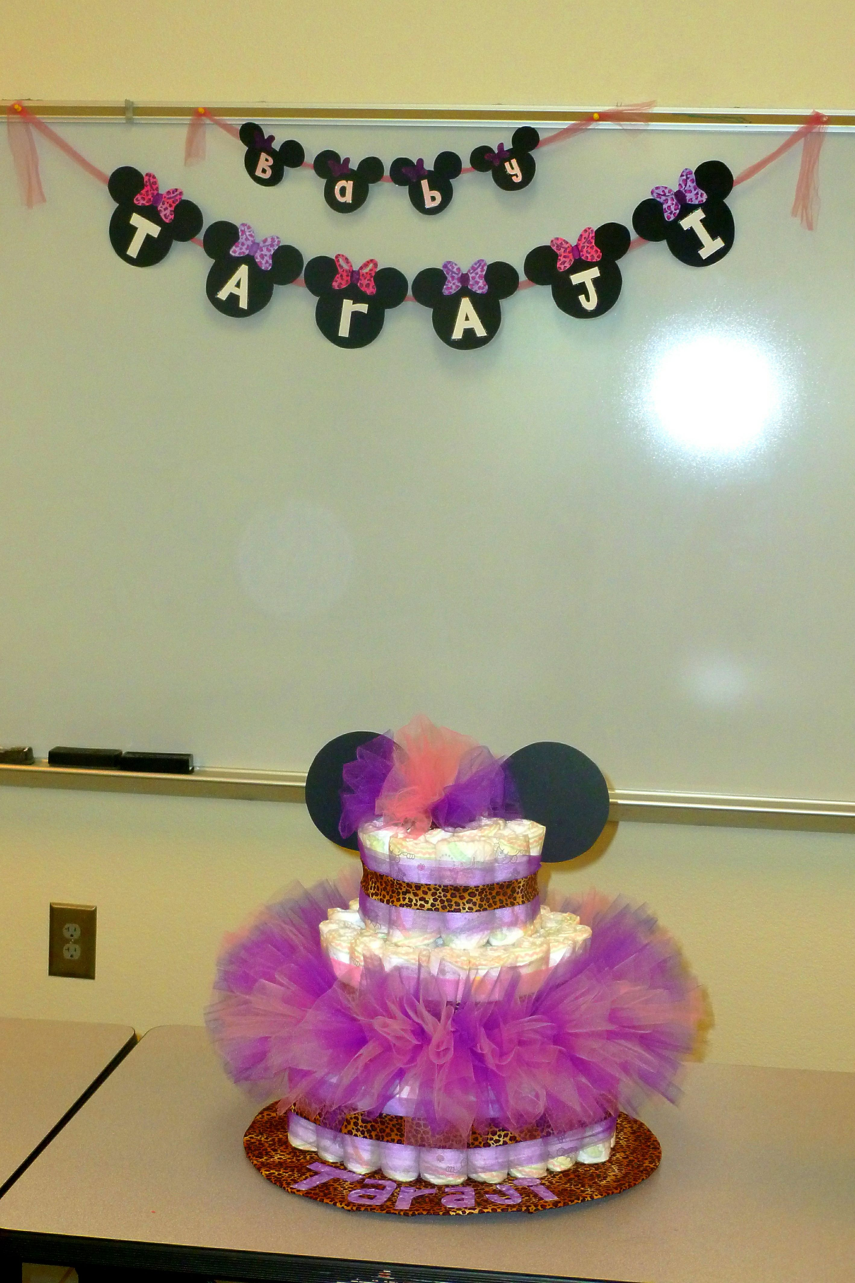 minnie mouse baby shower baby shower mini mouse pinterest