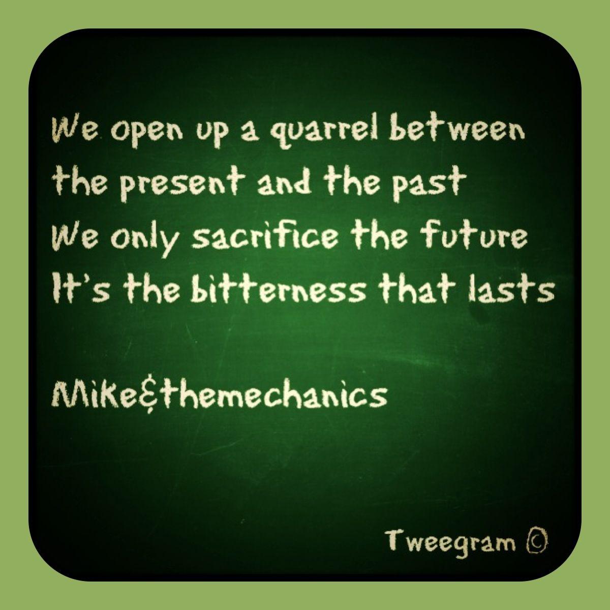 Mike amp the mechanics the living years music lyrics pinterest