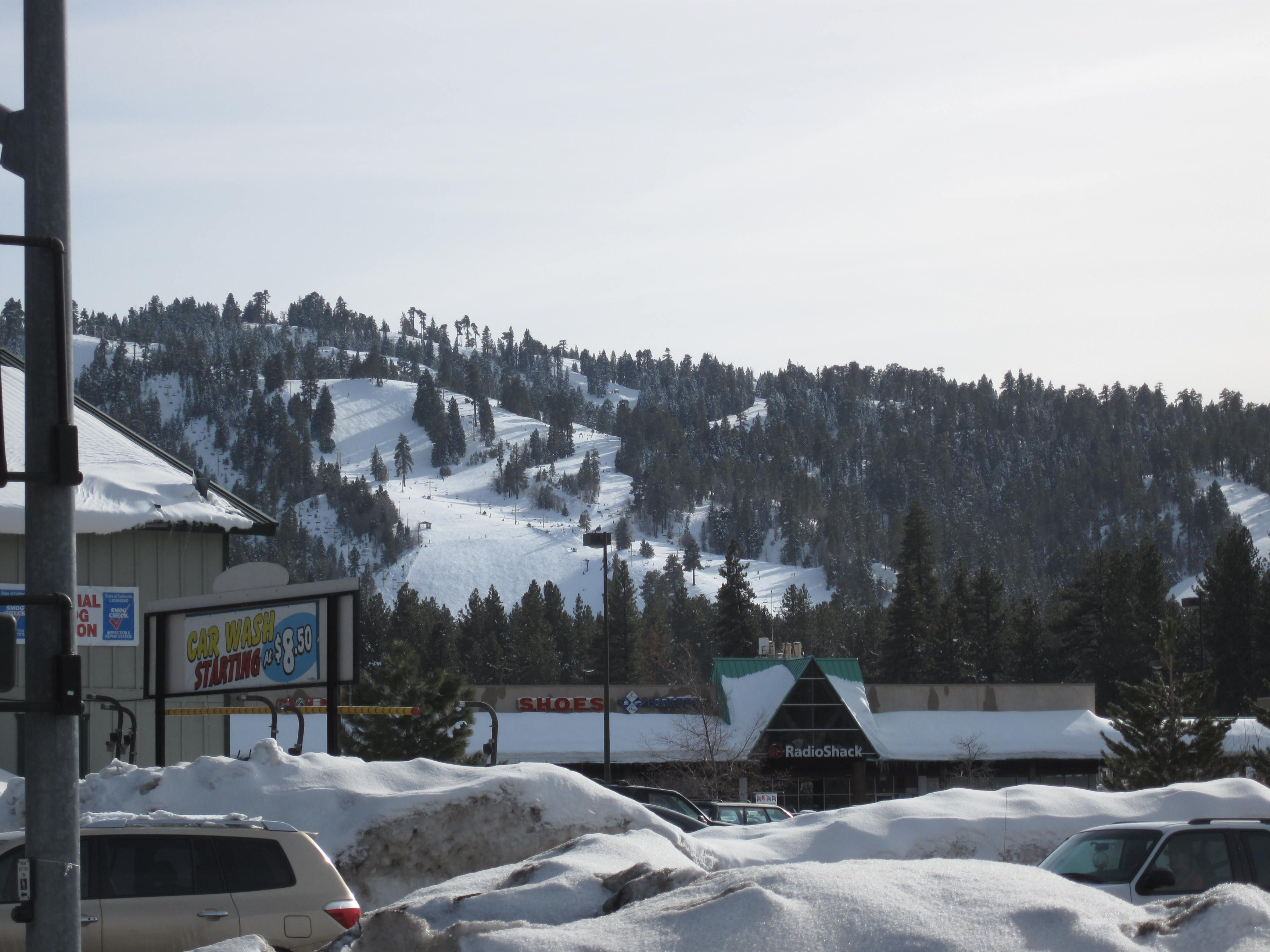 big bear mountain valentine's day