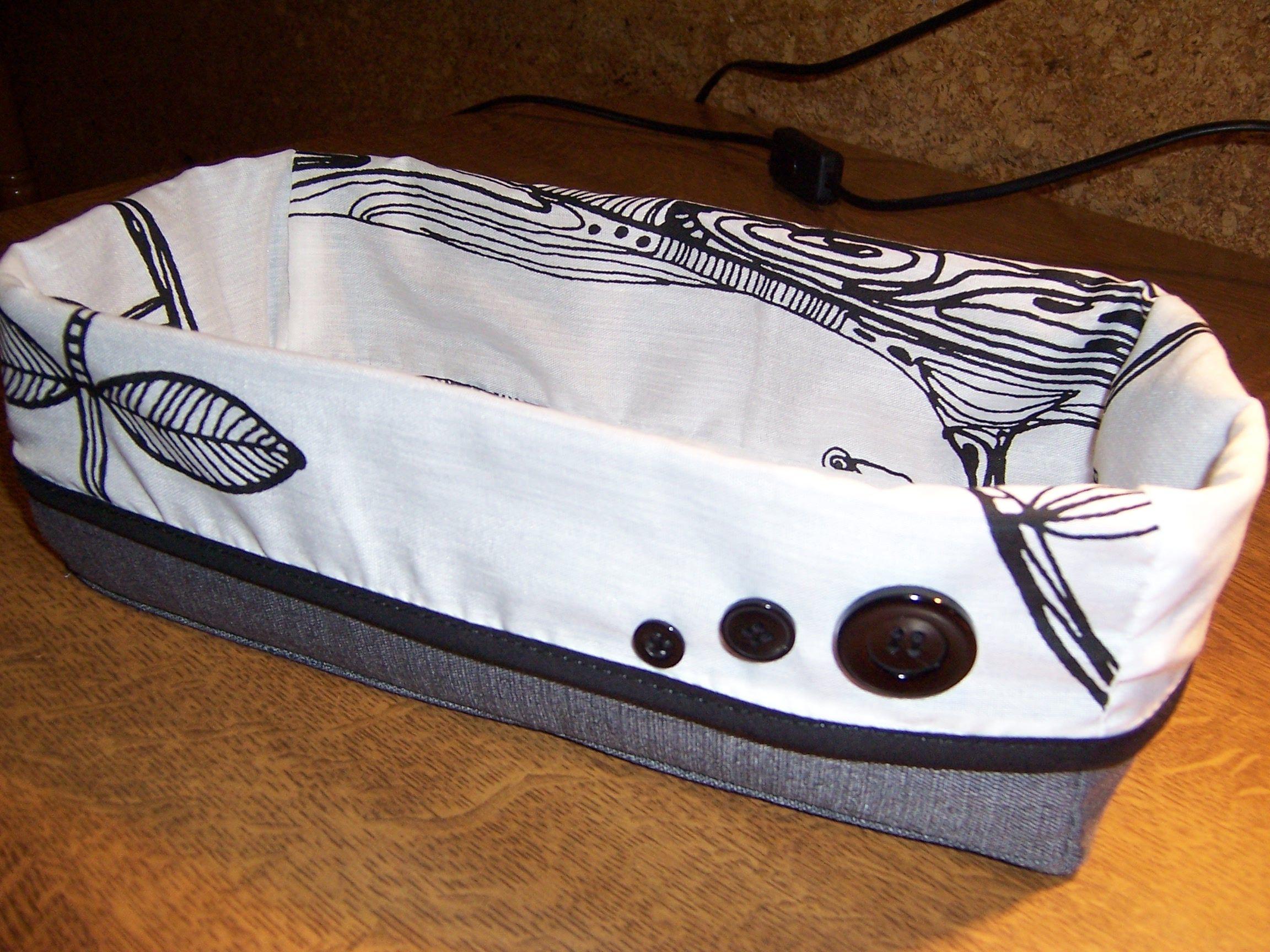 Cesta para el pan detalles para el hogar pinterest for Detalles para el hogar