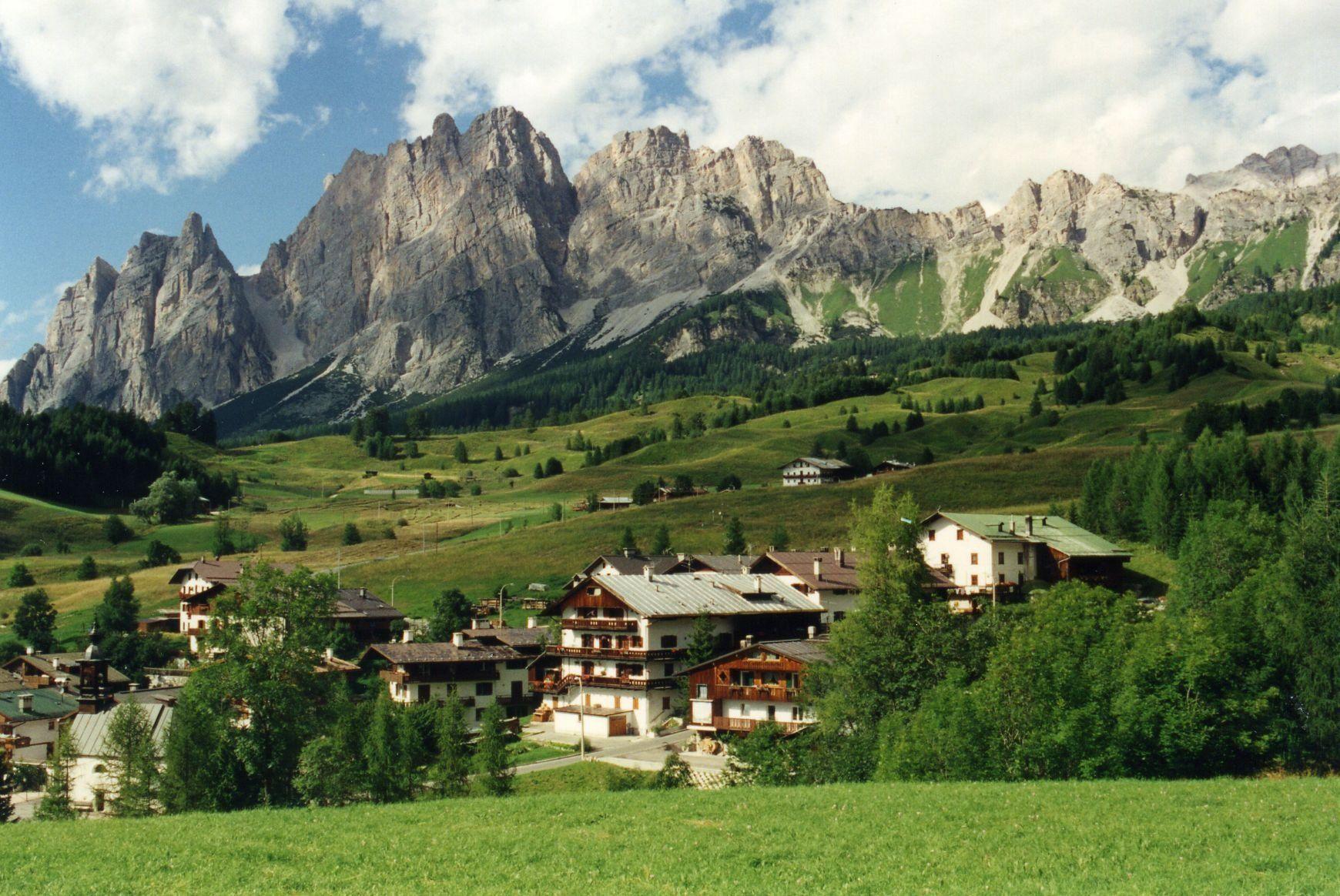 Cortina D 39 Ampezzo Veneto Italy My Italy My Heart