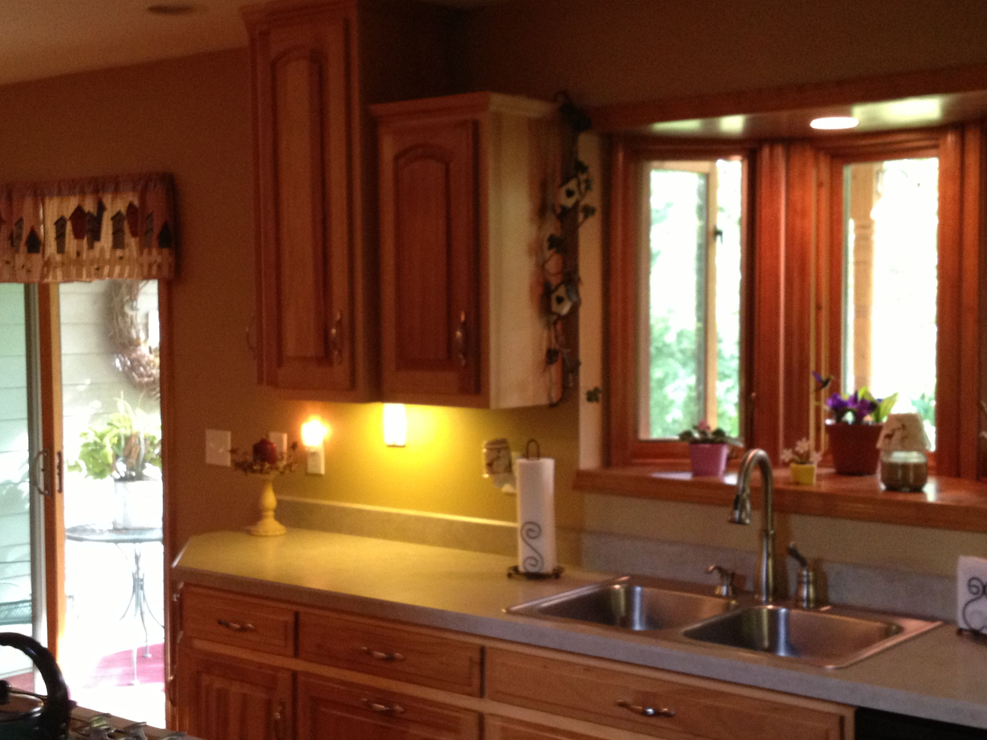 Bay Window Above The Sink For The Home Pinterest