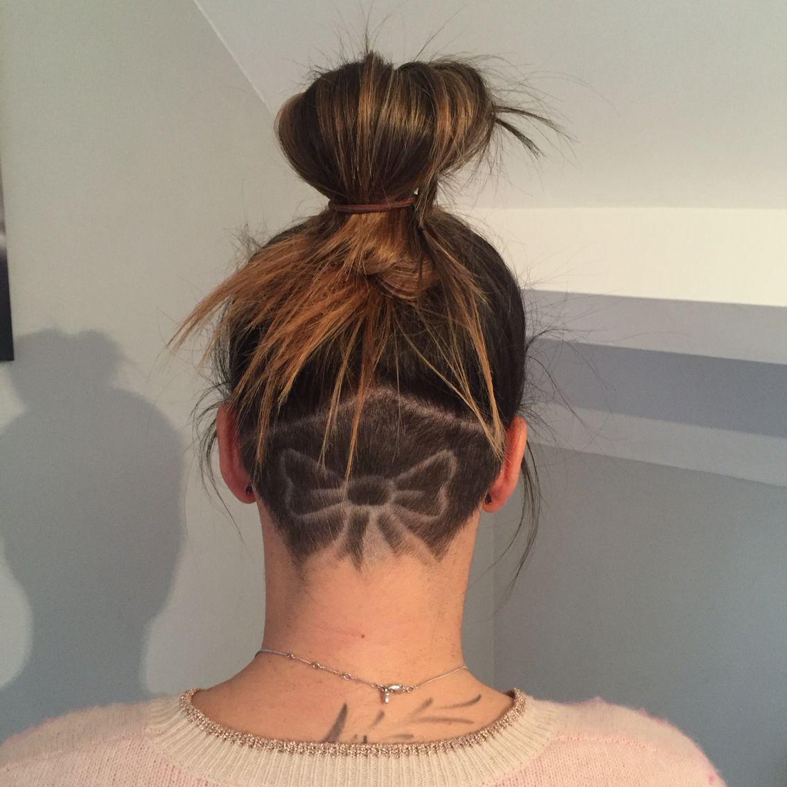 Узоры из волос фото