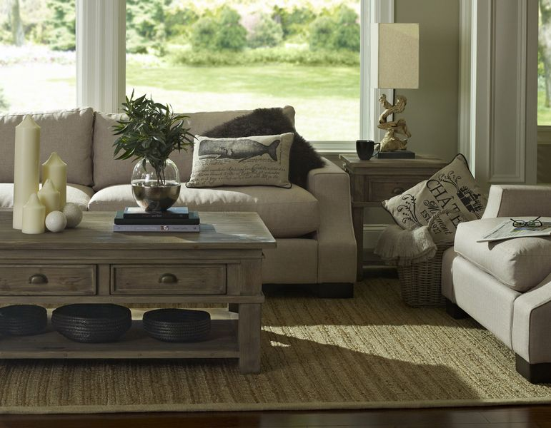 Urban barn living room for the home pinterest