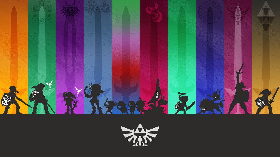 Ultra Hd K The Legend Of Zelda Wallpapers Desktop Backgrounds
