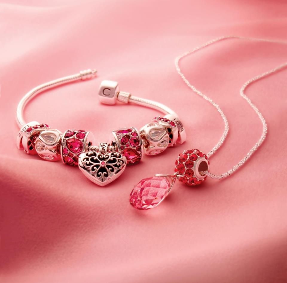 Chamilia Rose Pandora Jewelry Design Ideas Pinterest