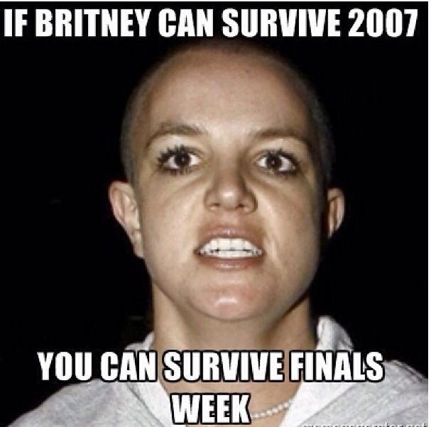 i needed this let finals week begin finals motivation
