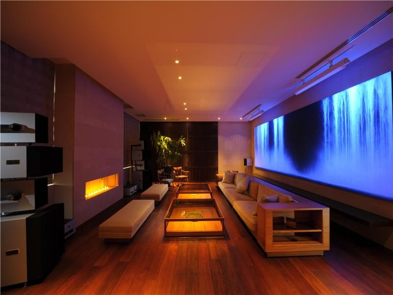 World most expensive house living room Home