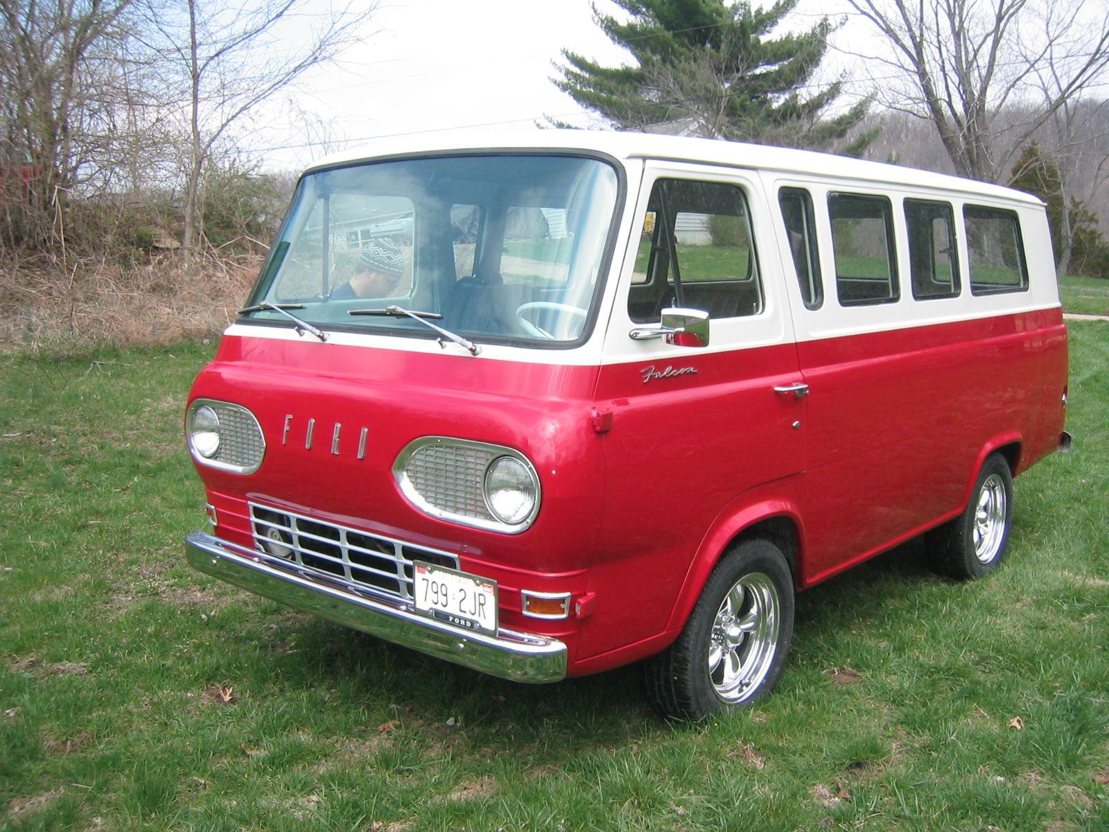 1967 ford falcon van cool amp strange vehicles pinterest