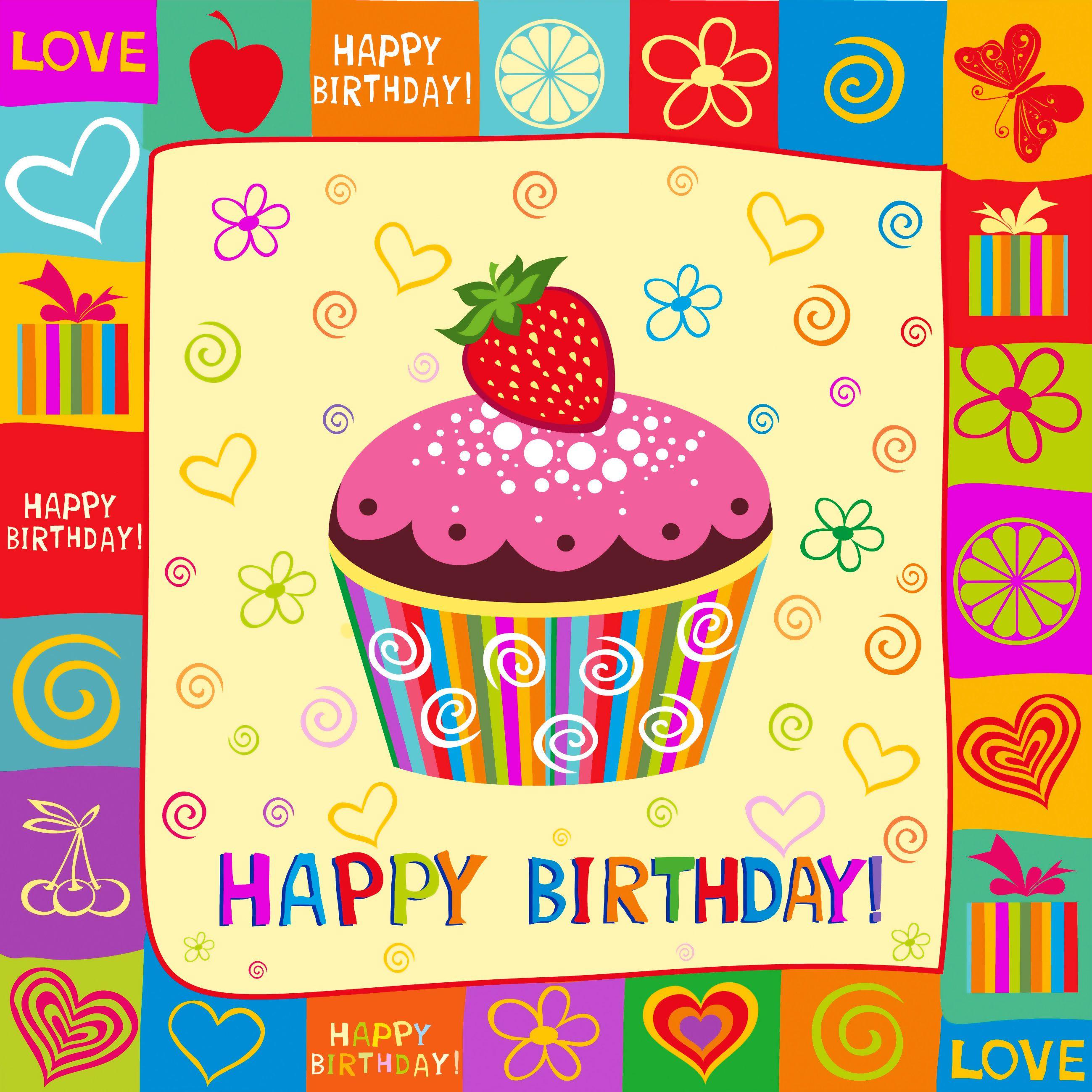 Картинки поздравления happy birthday
