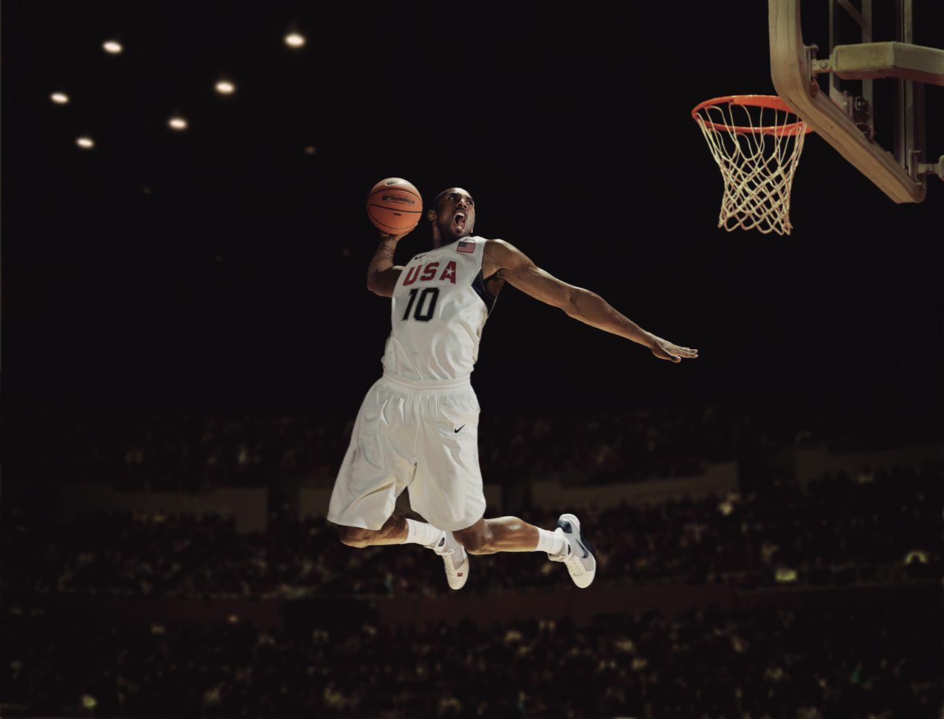 Nike basketball wallpaper