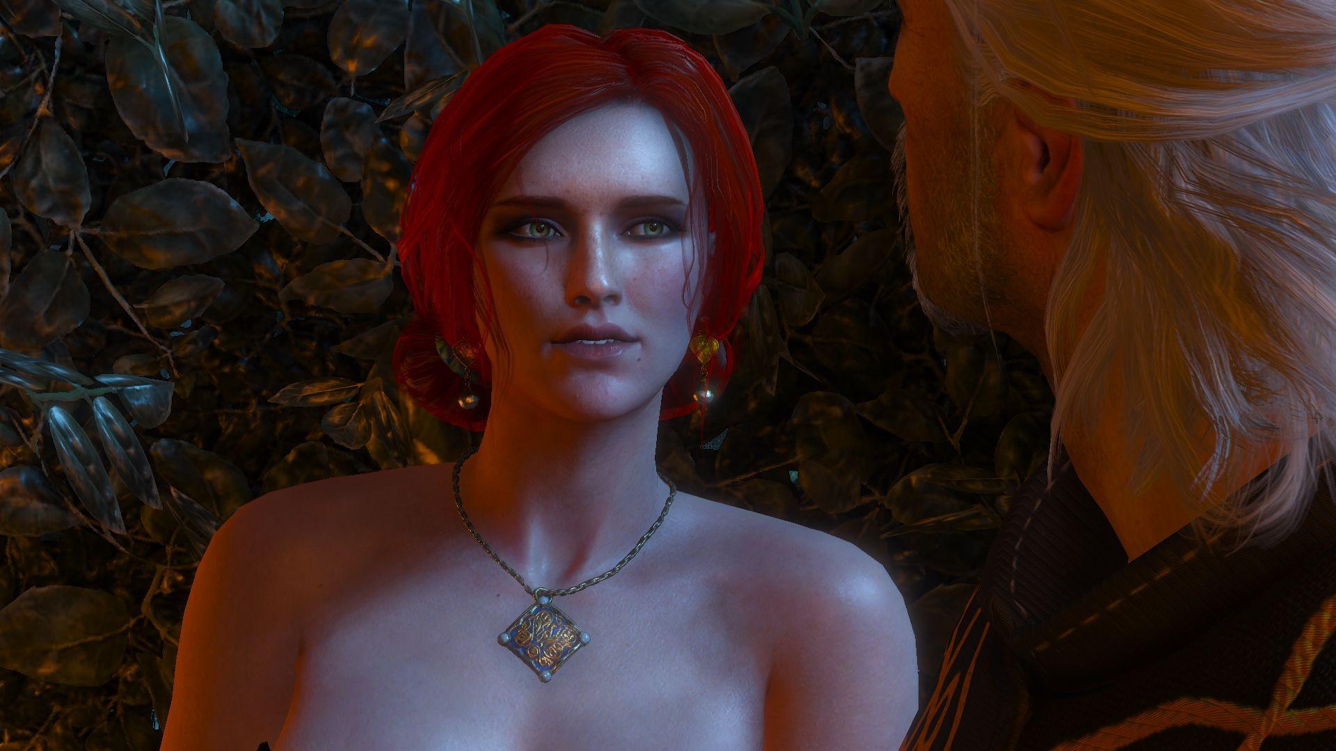 Eroticcg triss merigold nudes film