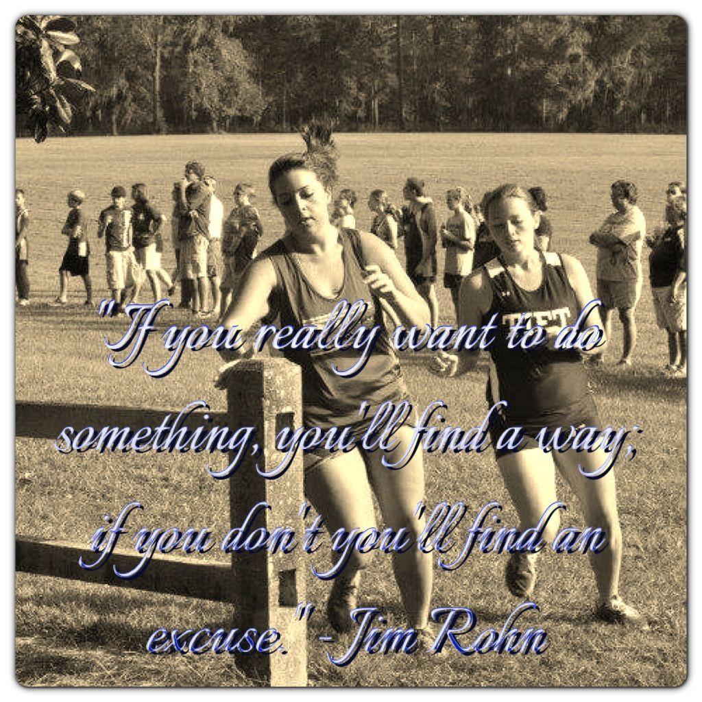 Running Motivation Cross