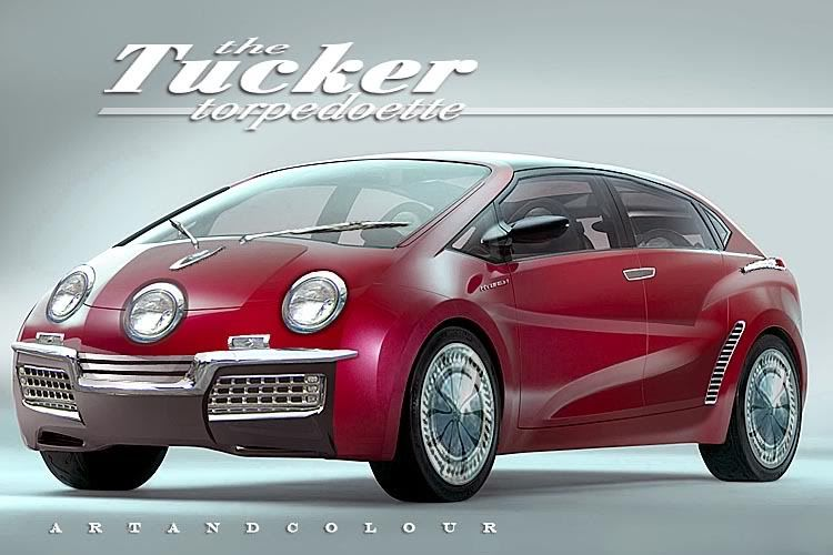 Pictures Of Cool Cars >> Tucker Torpedoette Concept | Cool Cars | Pinterest