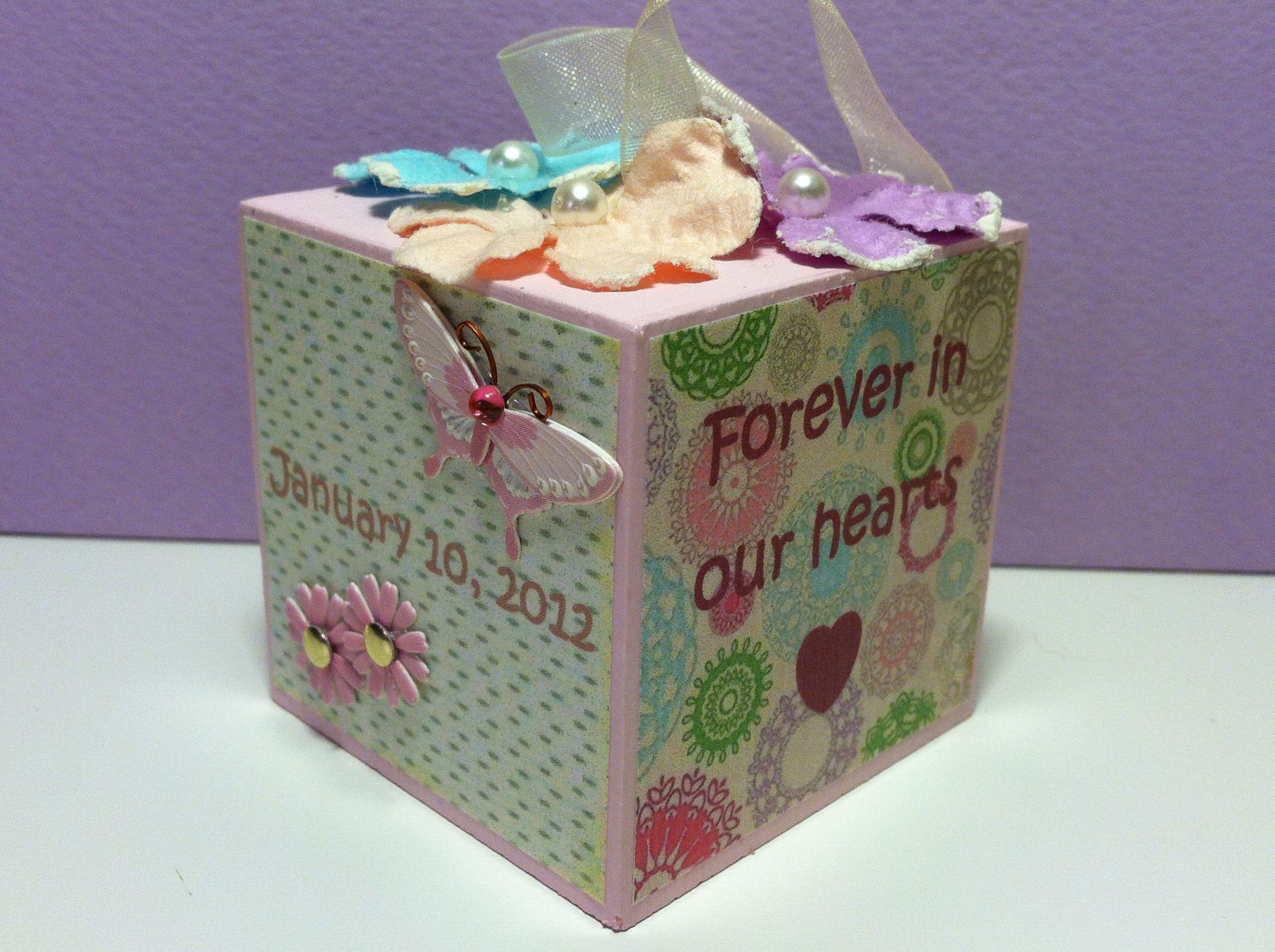 Fun baby girl block | Maura Lynn's Baby Loss Memorial ...