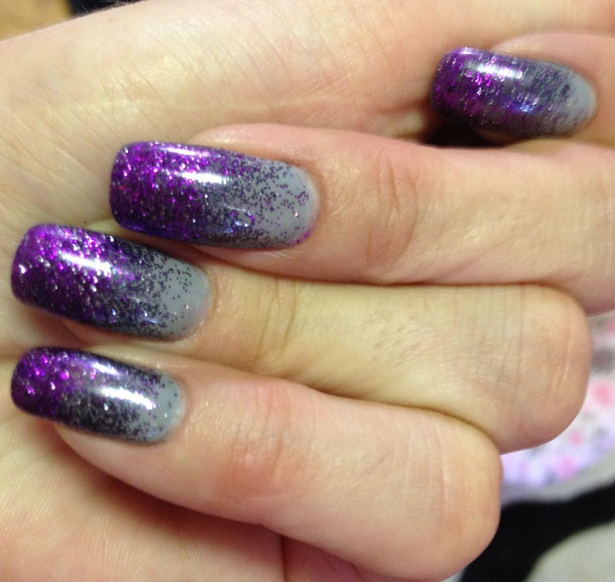 how to make homemade glitter nail polish