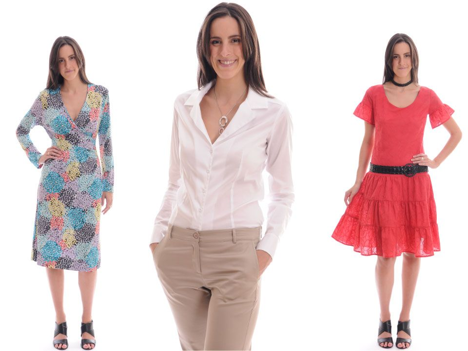 Fashion tips for tall women's clothes