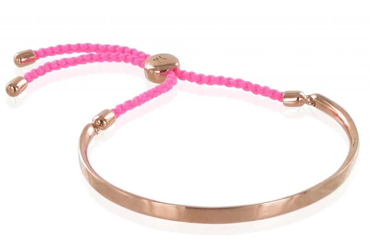 Breakthrough Breast Cancer bracelets