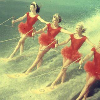 Vintage Water Skiing 71