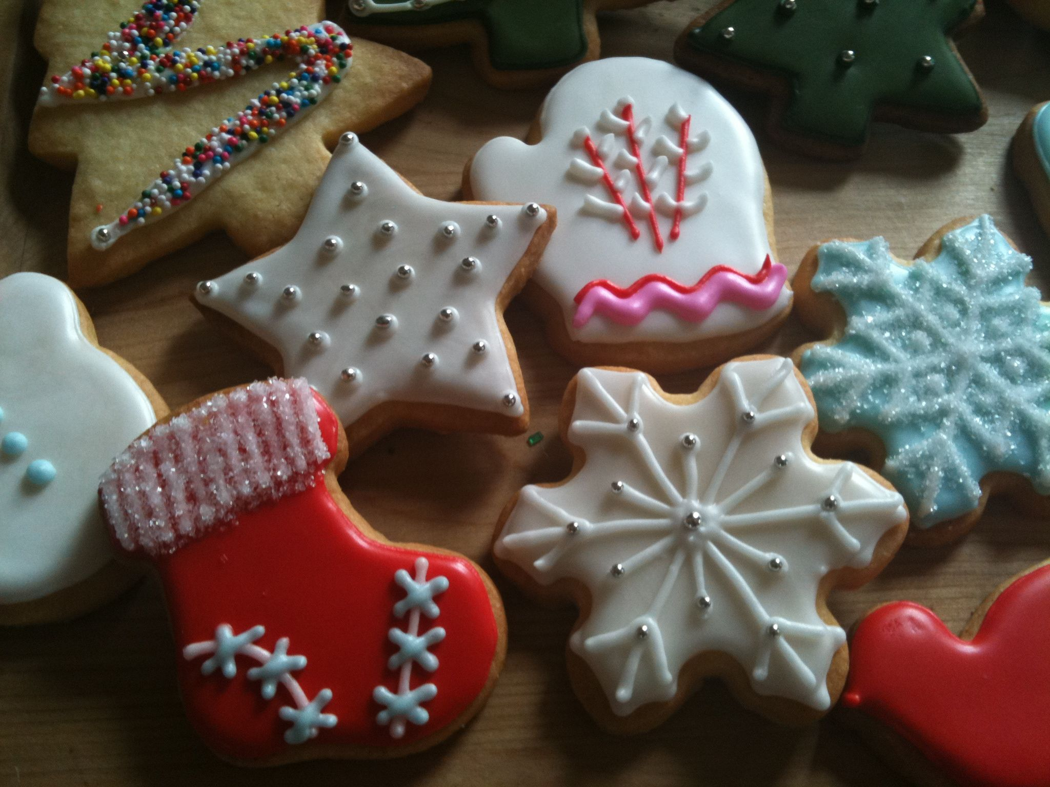 Christmas Sugar Cookies | MY COOKIES | Pinterest