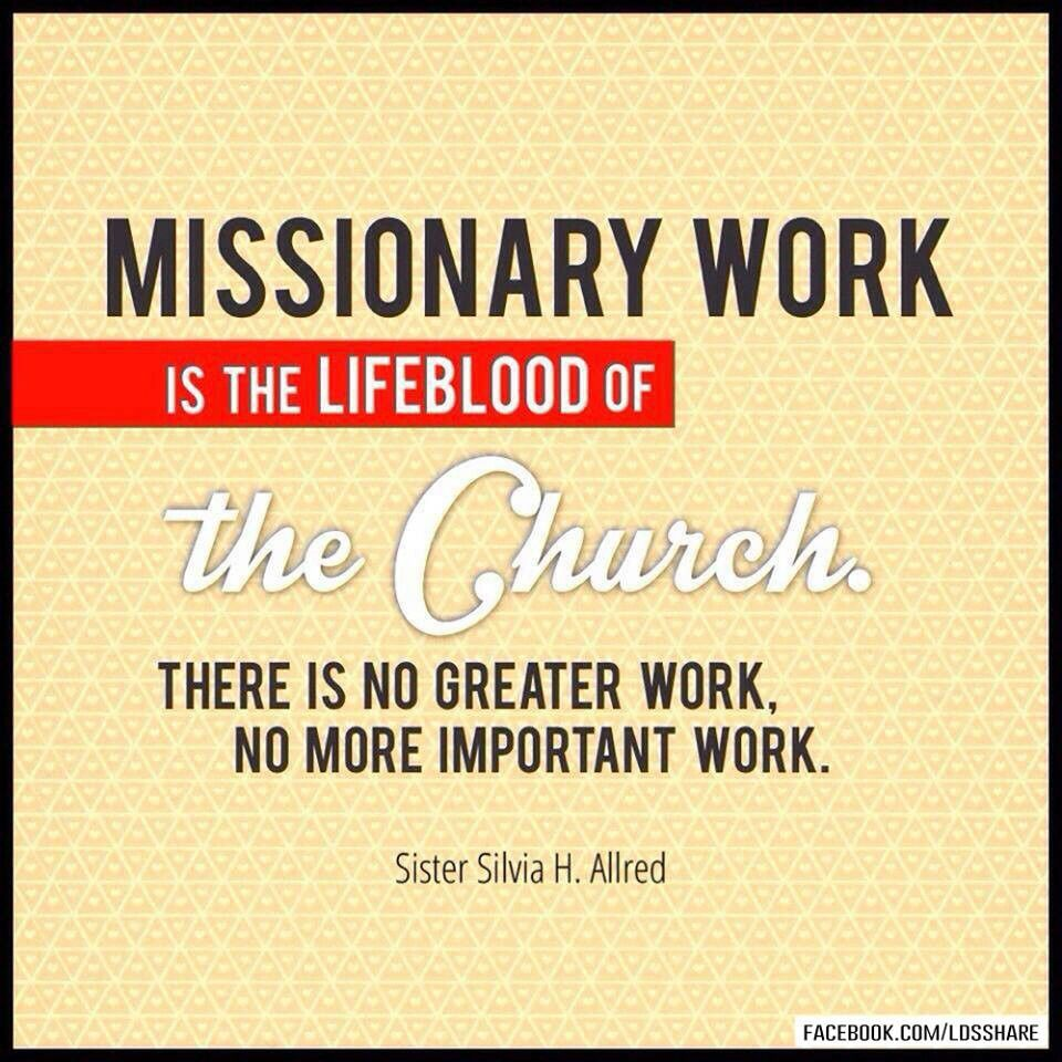 Image result for Mission Work