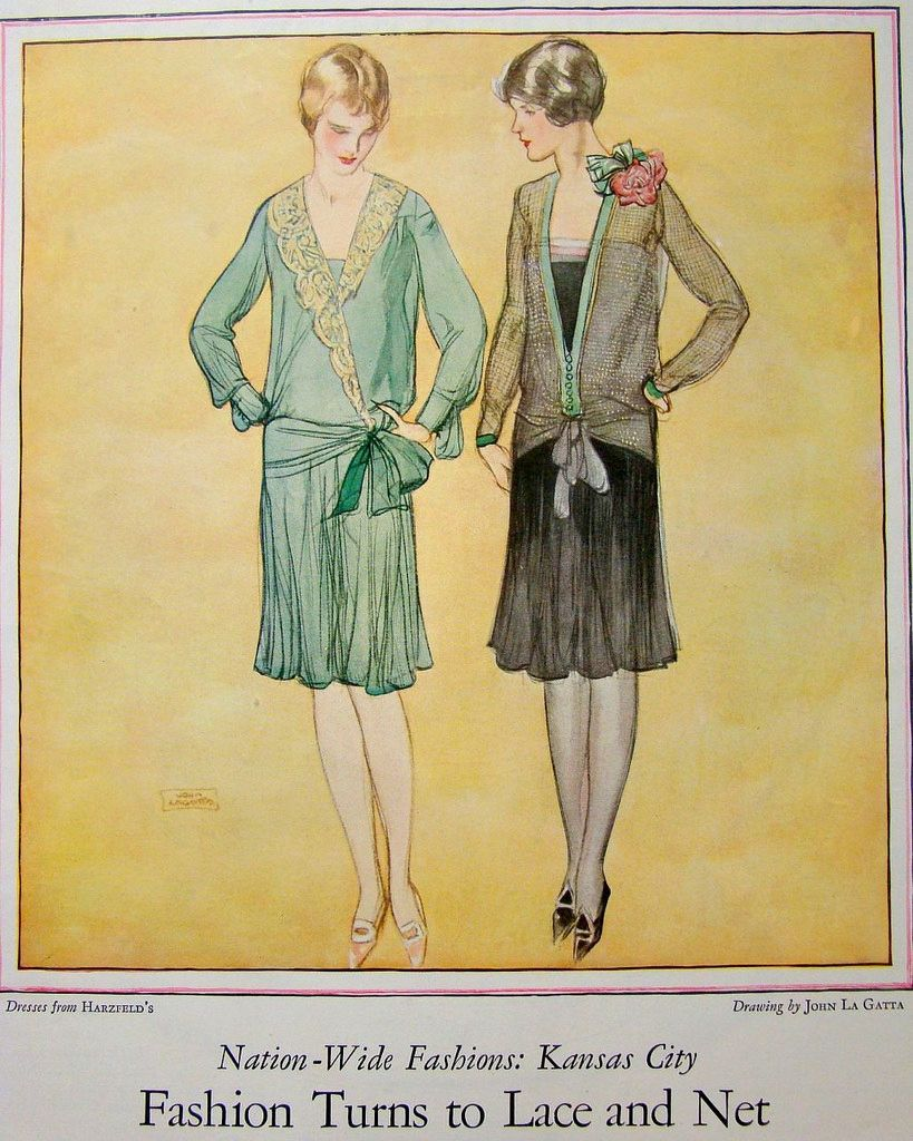 1920s fashion flapper dress history 1920s Fashion: Styles of The Roaring Twenties