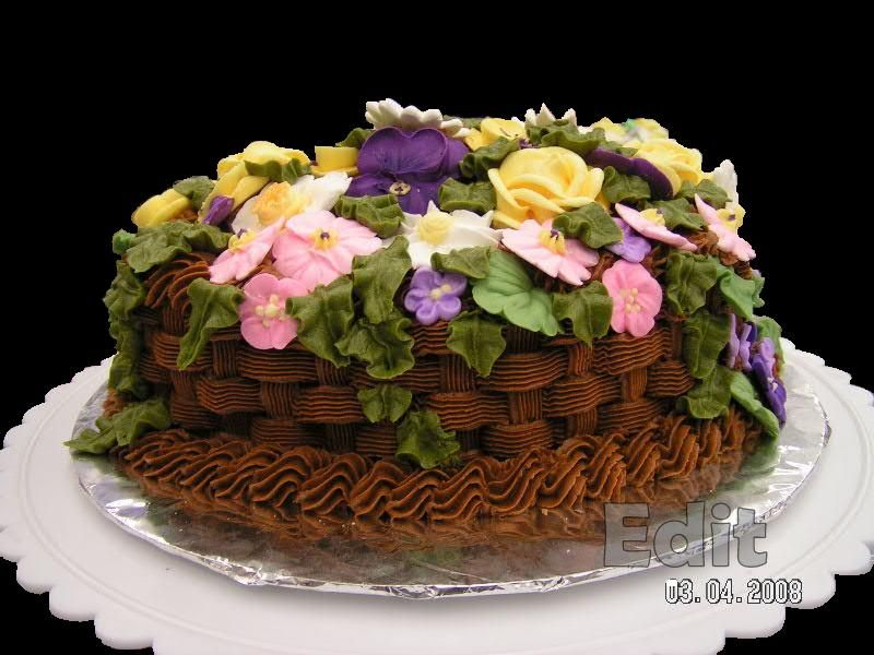 Cake Decorating Ideas With Icing Flowers : royal icing flowers Cake decorating Pinterest