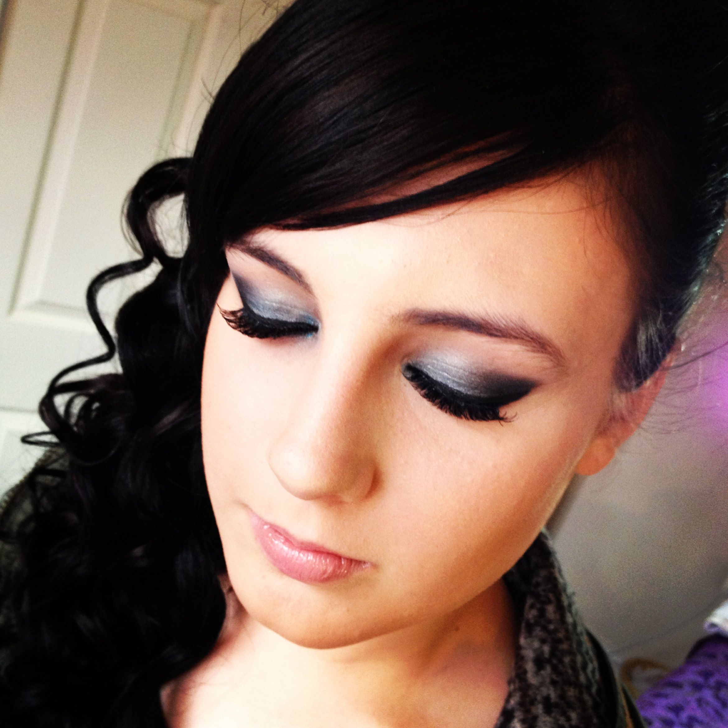 Prom makeup | Homecoming/prom | Pinterest