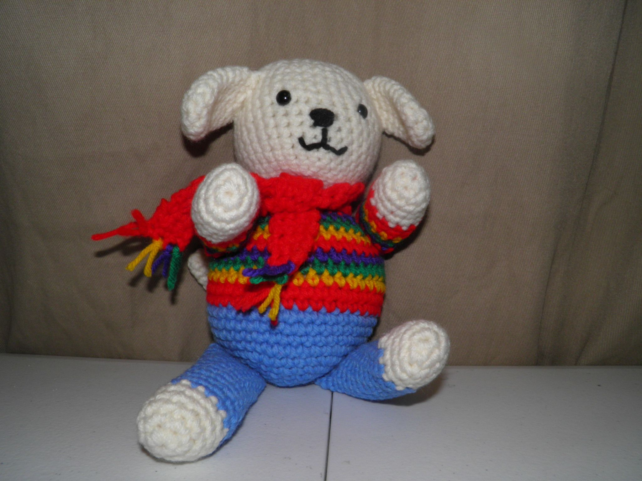 Search results for crochet ideas calendar 2015 for Dog craft ideas