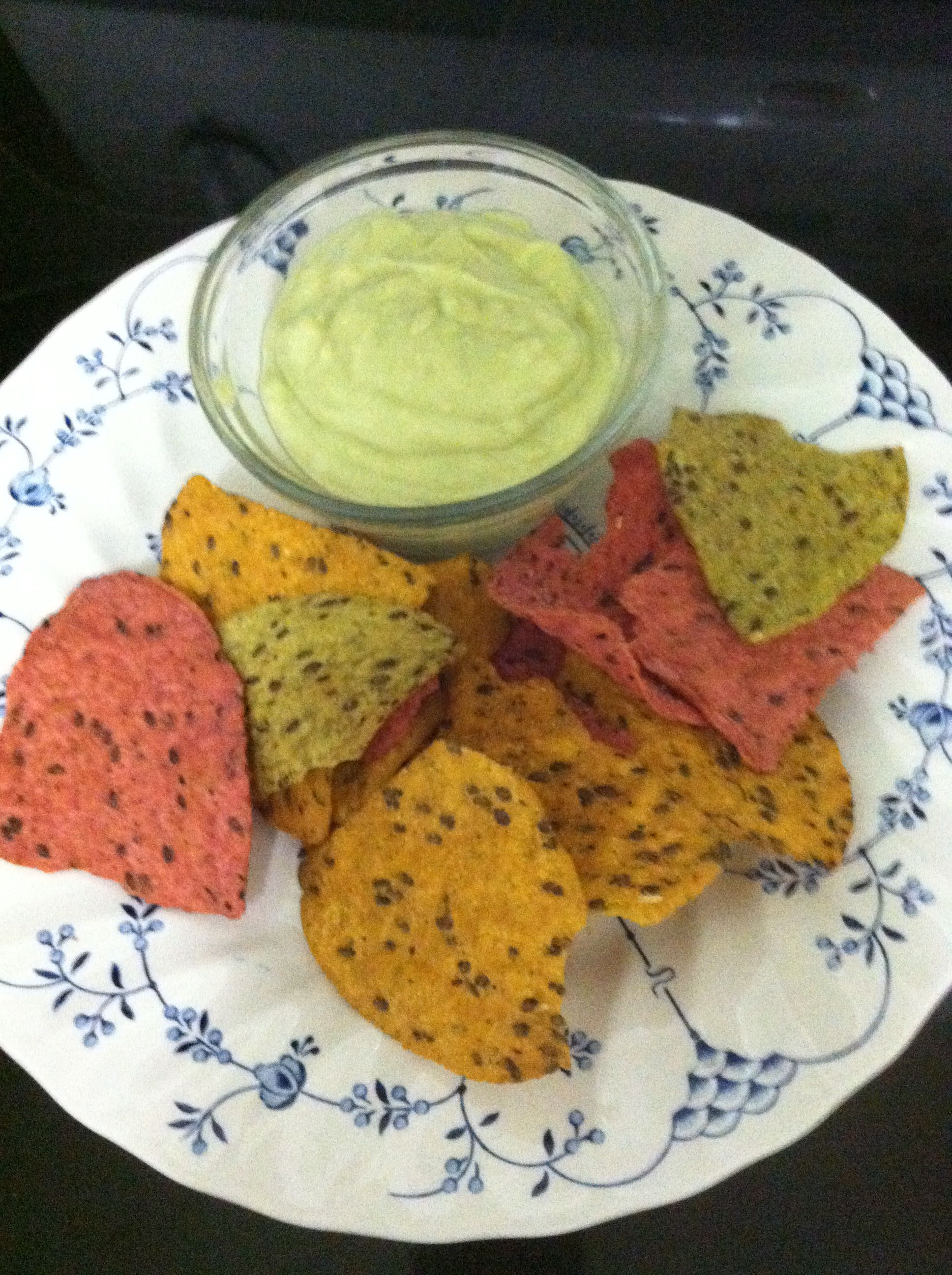 Creamy Avocado Yogurt Dip Recipes — Dishmaps