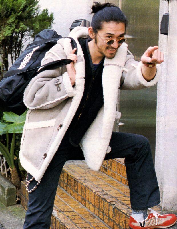 浜田雅功 ファッション ジーンズ