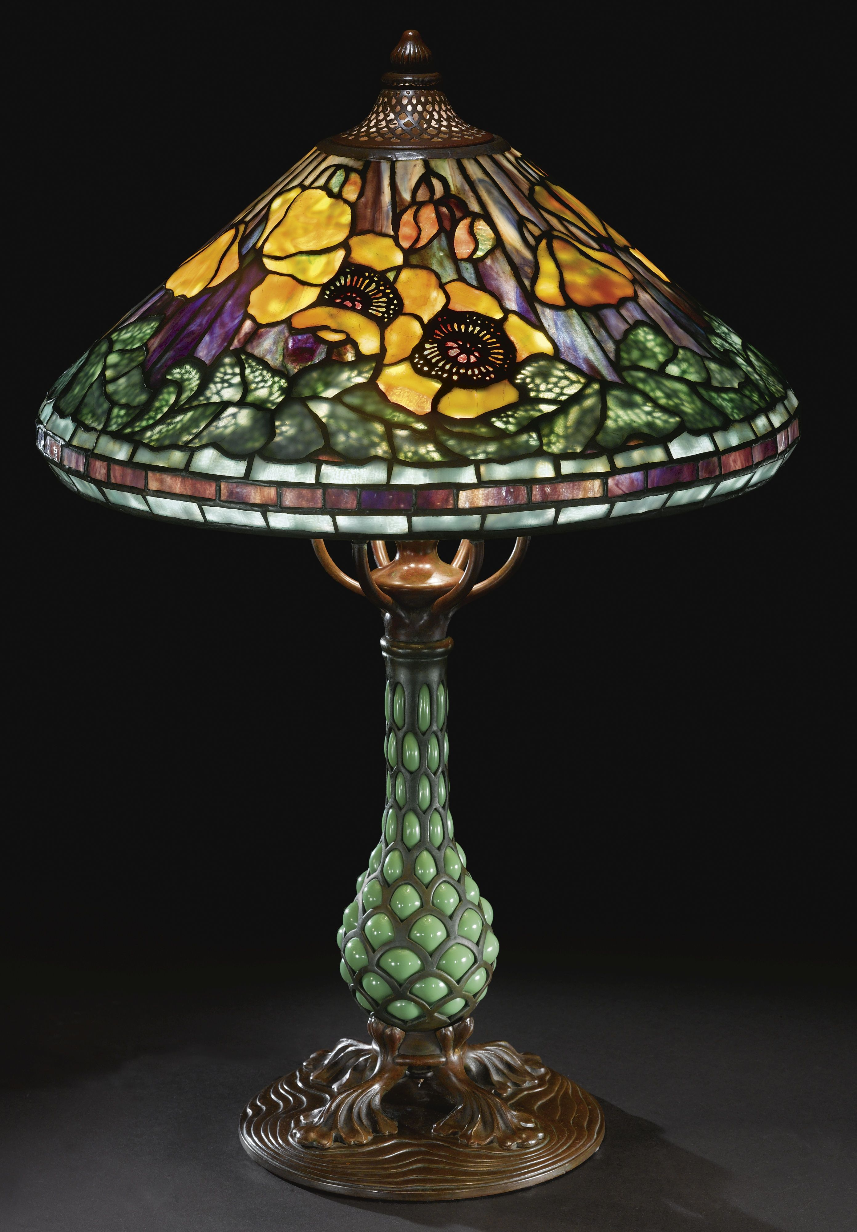 Pin by ~~~~~Casati~~~~~ on Tiffany, Leaded Lamps  Pinterest