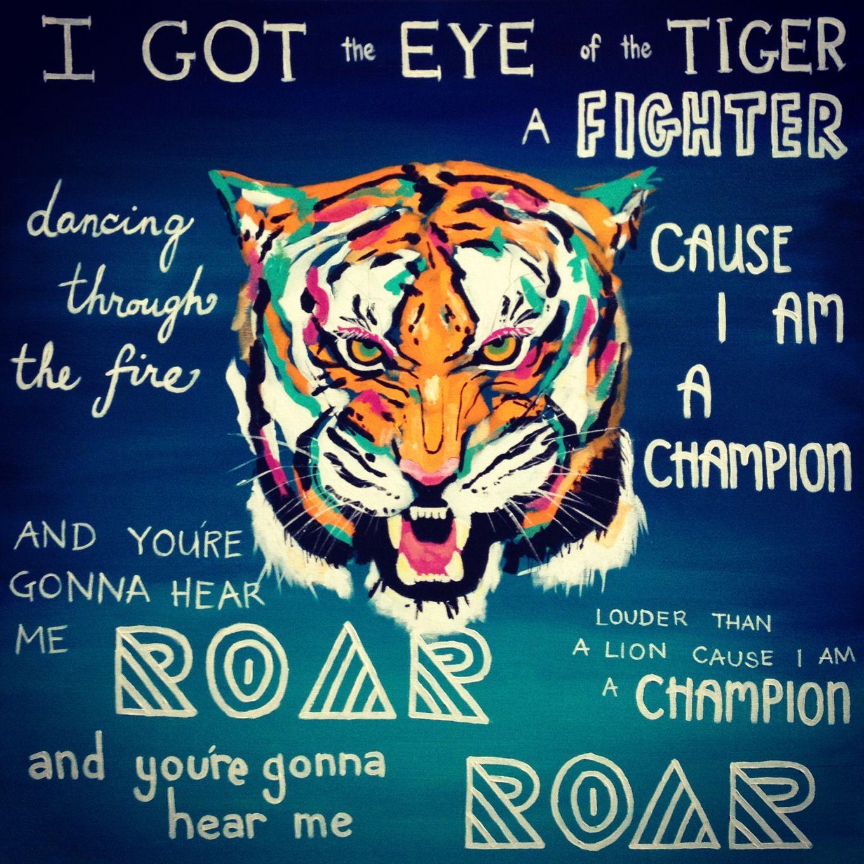 Roar ️ :D | Lyrics | Pinterest