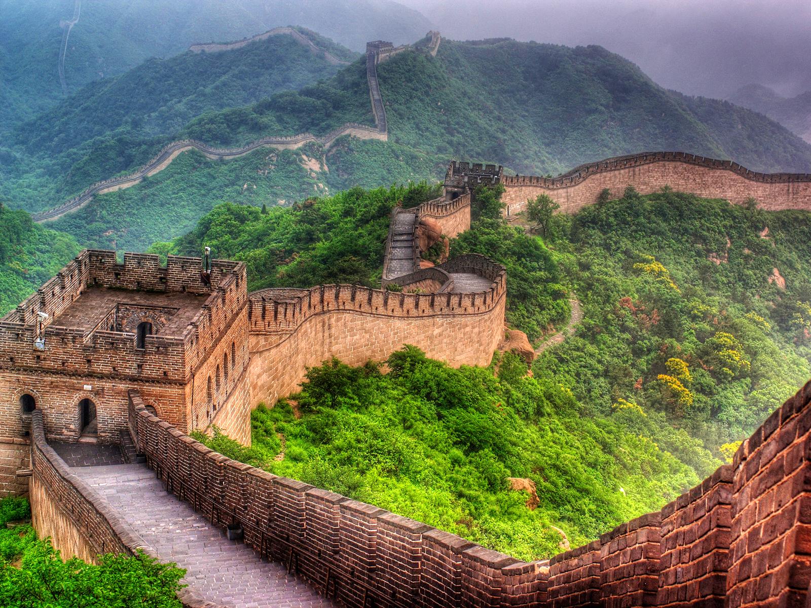 A grande muralha da china lugares incr veis ao redor do for A grande muralha da china