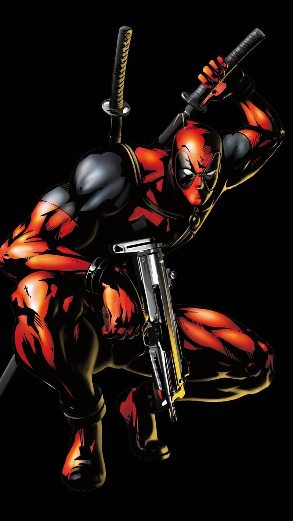 deadpool on pinterest - photo #42