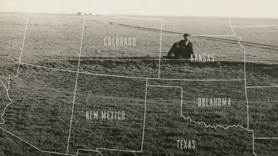 a history of the dust bowl area Desperately poor, people began an exodus from the dust bowl  administration  passed a law in 1933 that paid farmers to withdraw land from cultivation in return  for cash payments  economic history encyclopedia: the dust bowl.