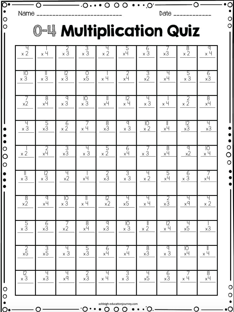 Test h 100 multiplication facts demadex medication test h 100 multiplication facts gamestrikefo Choice Image