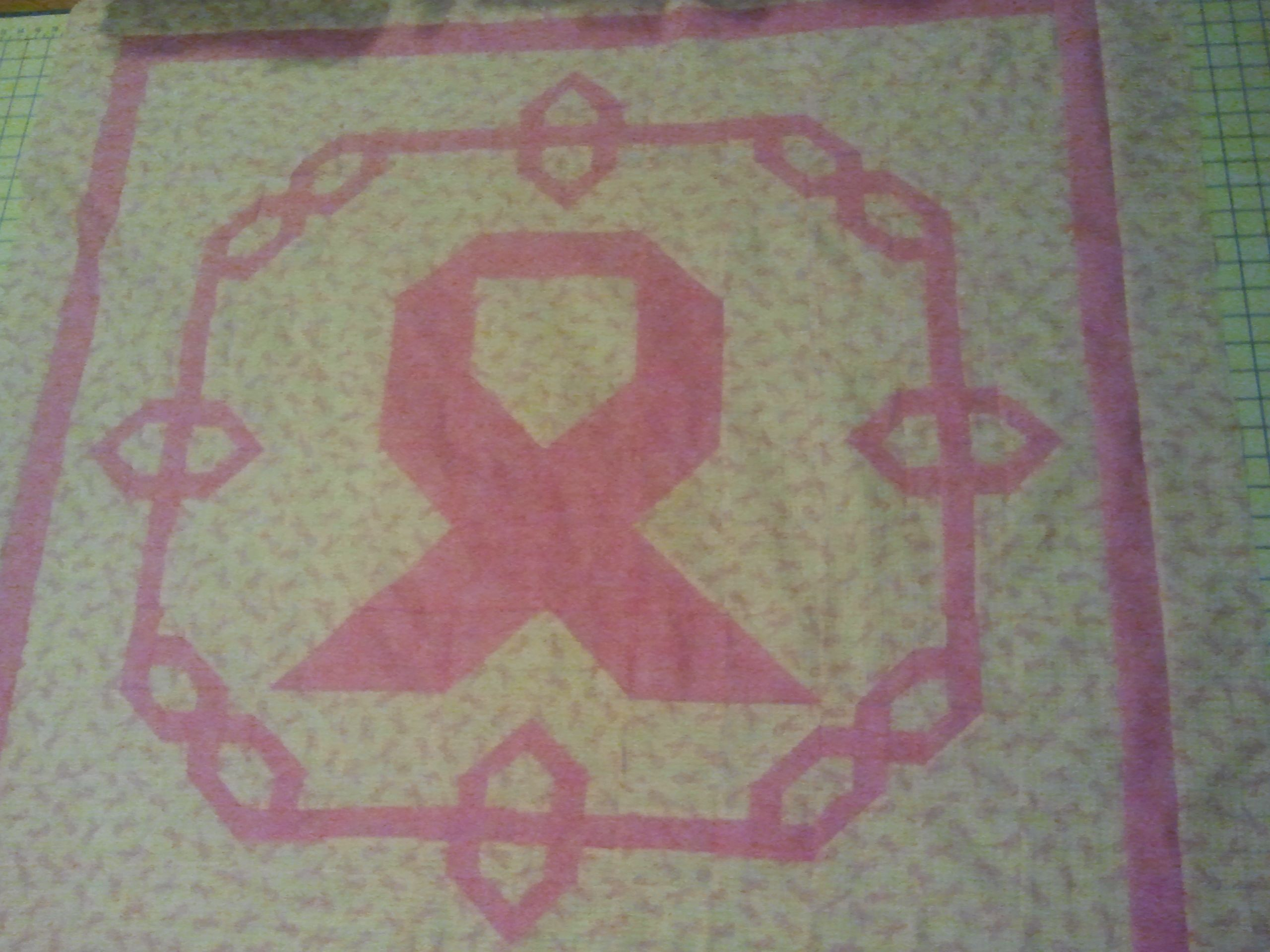 celtic design breast cancer quilt Quilt Patterns I Like Pinterest