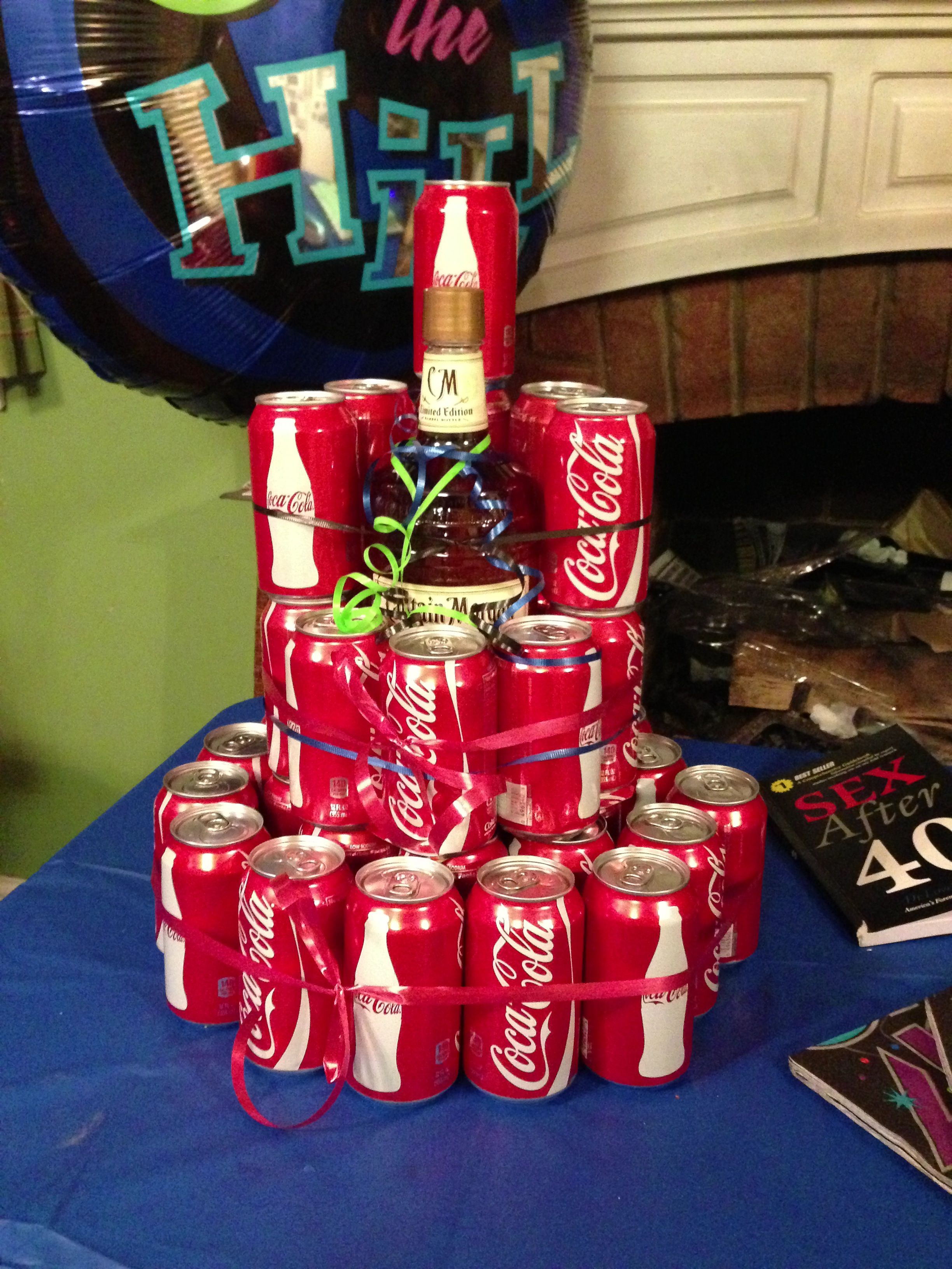 Coke rum cake   PARTY IDEAS   Pinterest