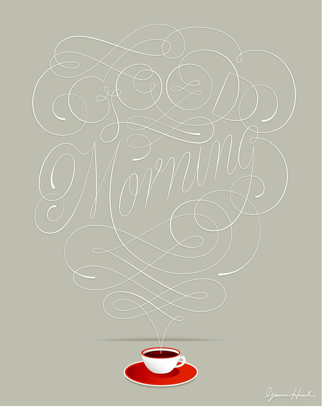 ... by Jessica Hische | Typography, Calligraphy, and Quotes | Pin