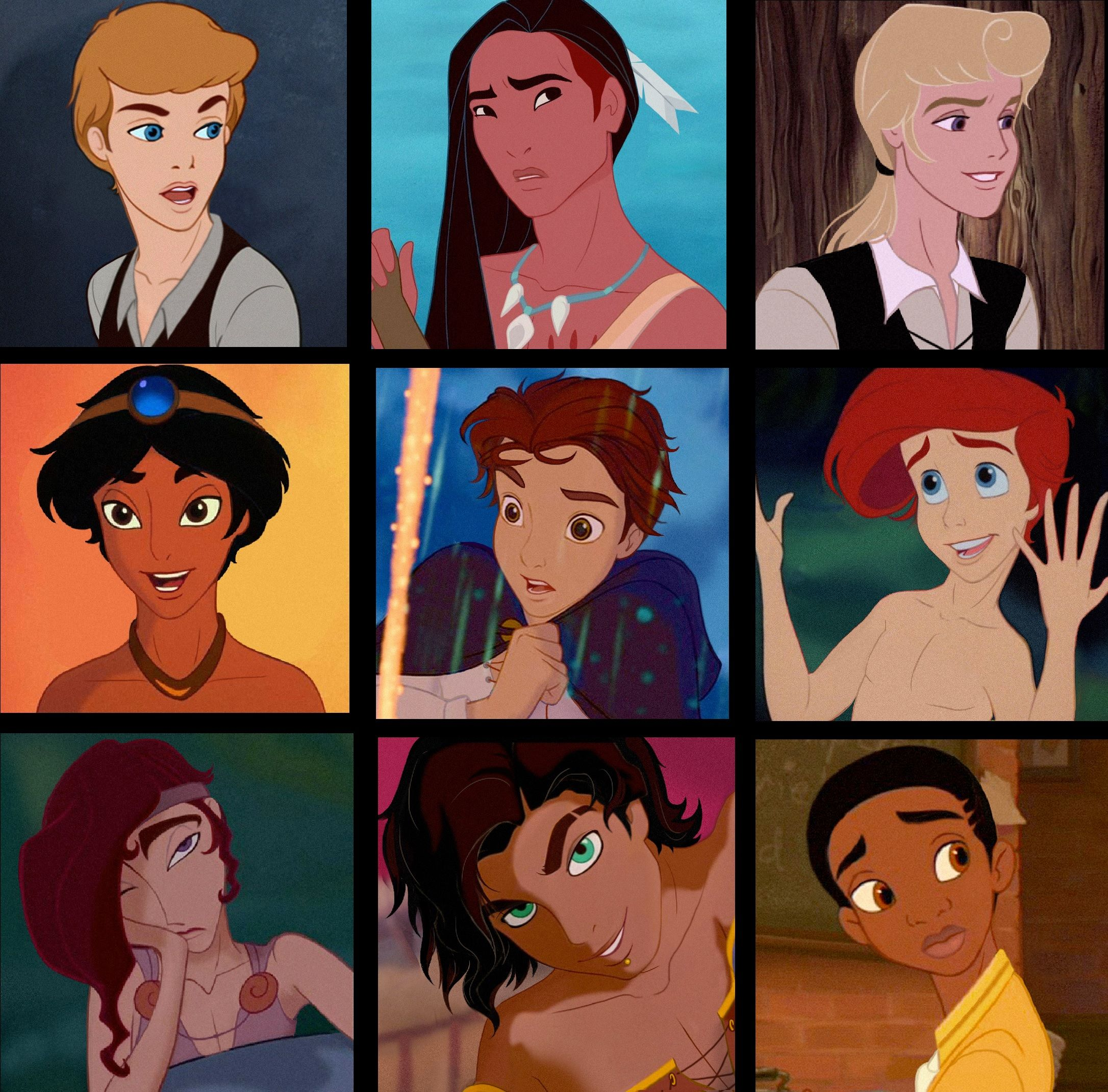 Rule 34 disney princesses pocahontas hentay film