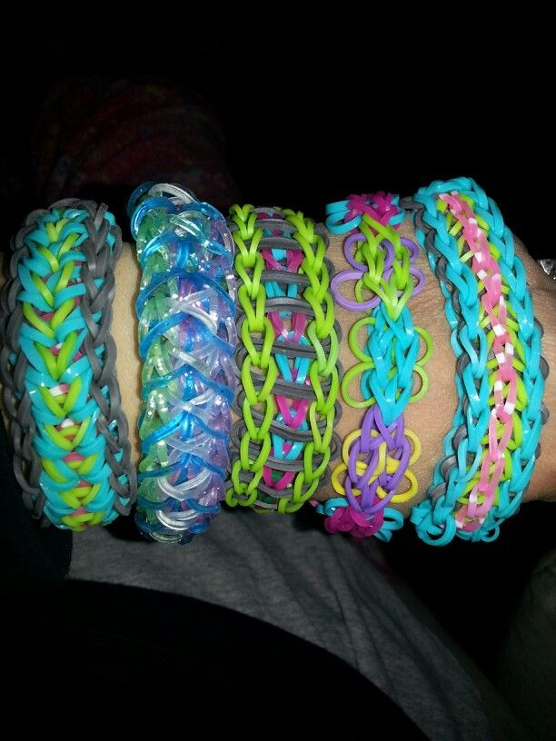 rainbow loom patterns instructions - photo #18