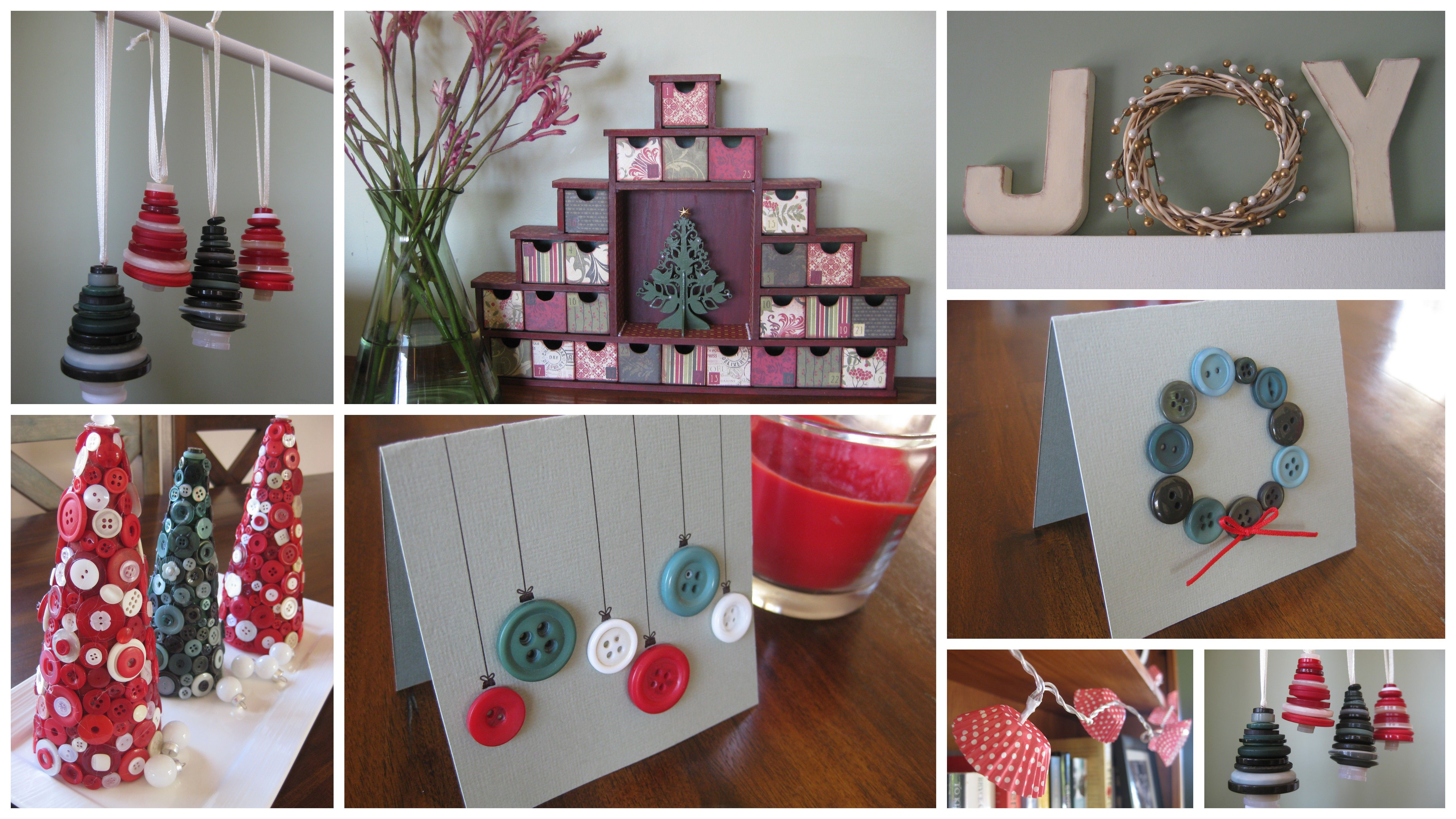 Pinterest christmas craft ideas pictures to pin on for Pinterest christmas decorations for the home