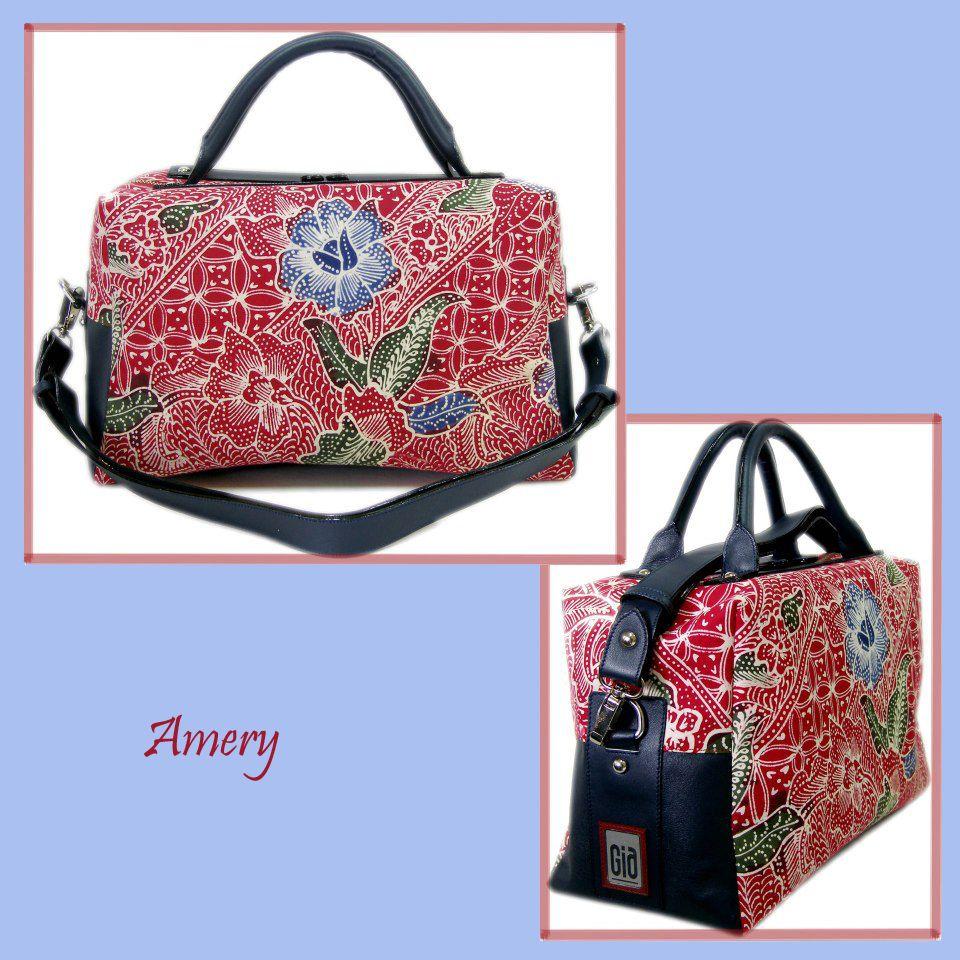 Pin by Omah Amaranggana®™ on Batik: Premium Bag Collections ...