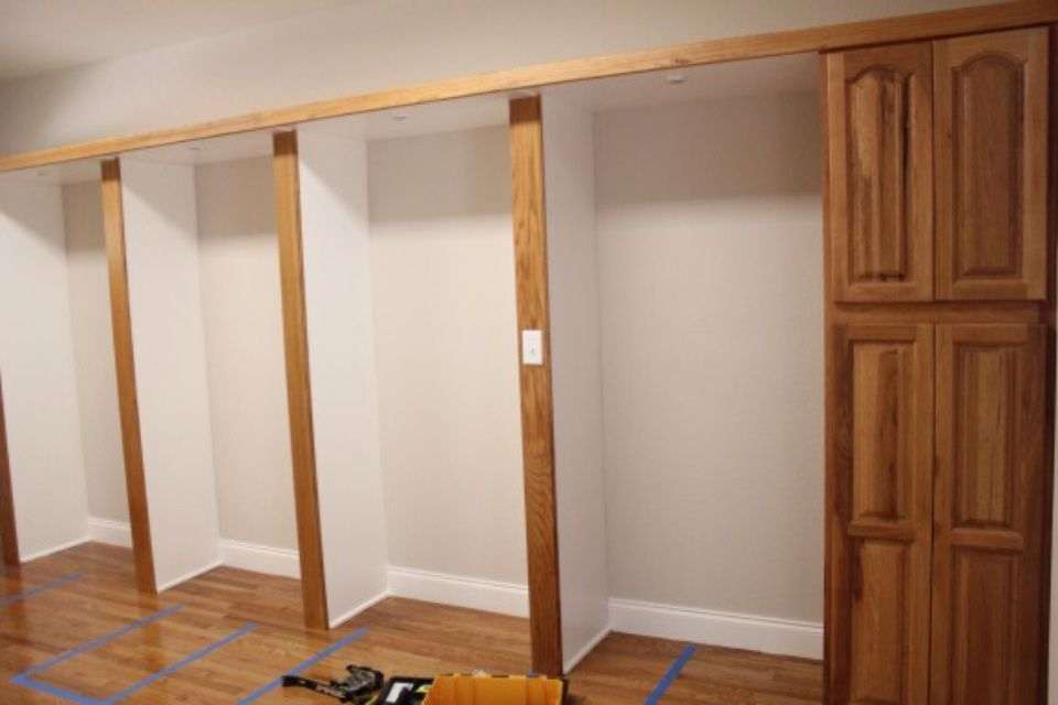 Build A Closet In Existing Room Euskal Net