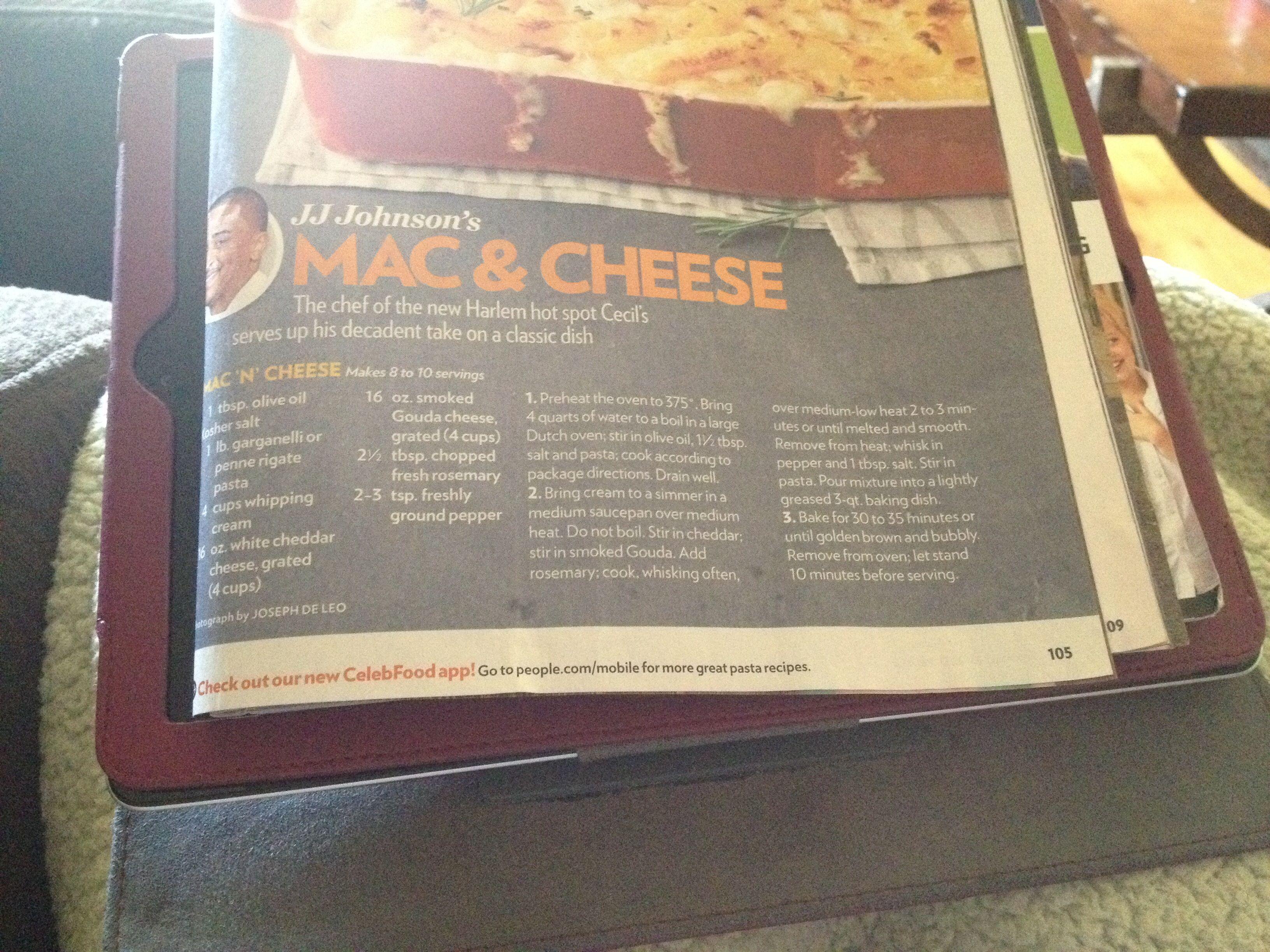 Mac Cheese