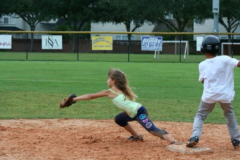 girls can play in the dirt too baseball pinterest