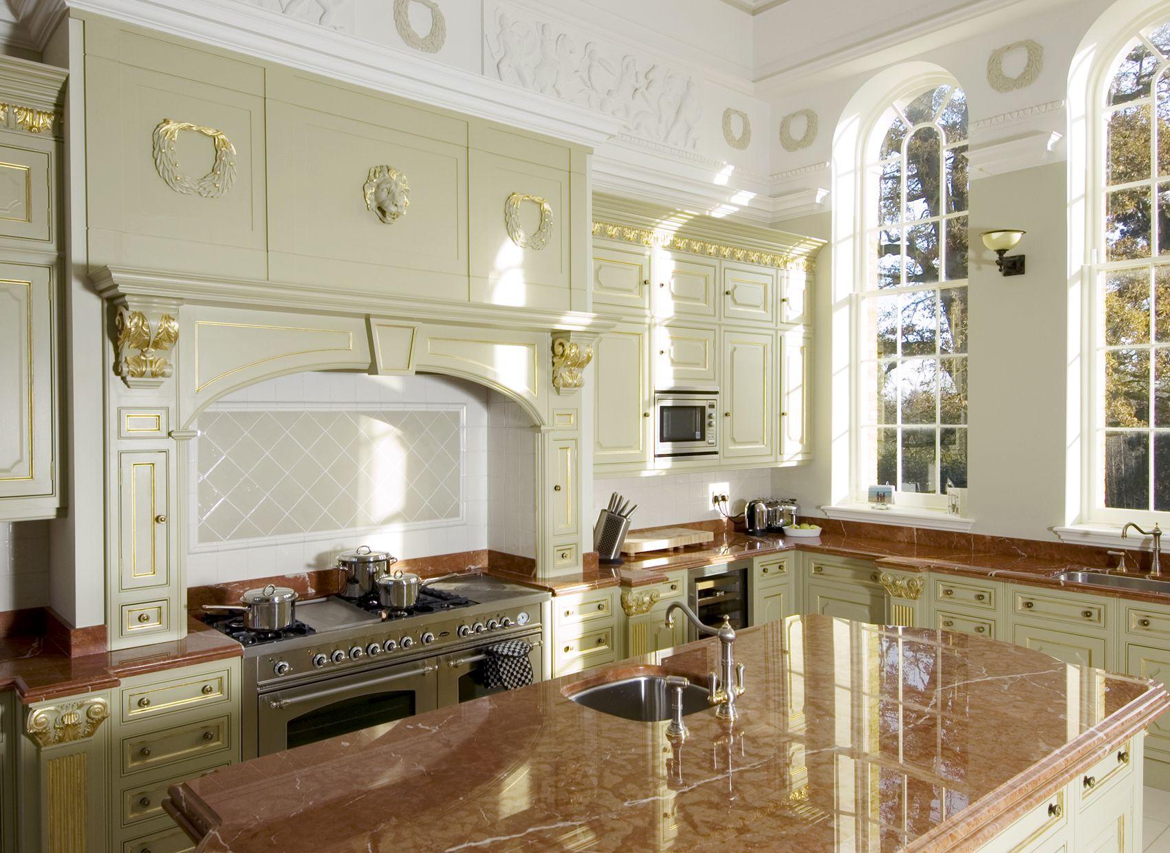 Clive Christian Kitchen Kitchens Pantries Pinterest