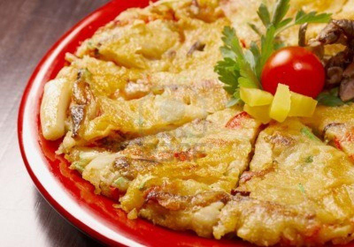 japanese-food-okonomiyaki-japanese-pizza | Food | Pinterest