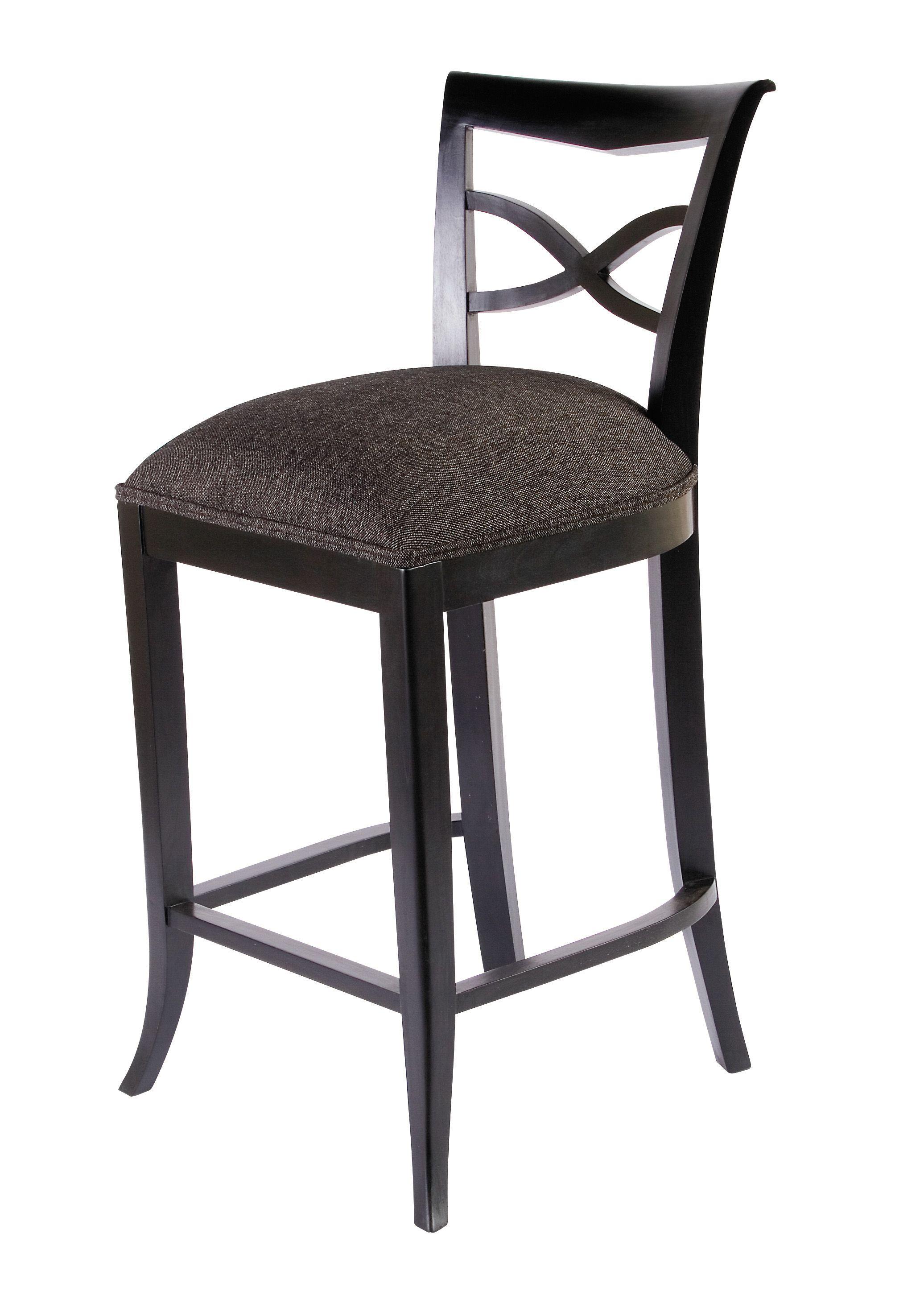 Oslo bar stool black hamptons style pinterest for Hampton style kitchen stools